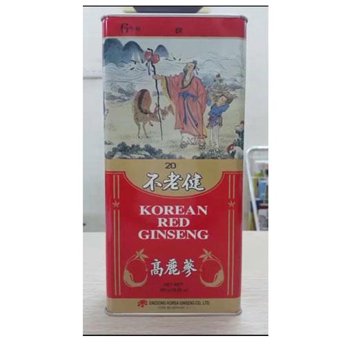 Hồng sâm củ khô Daedong Hàn Quốc good 300g (Size 20)
