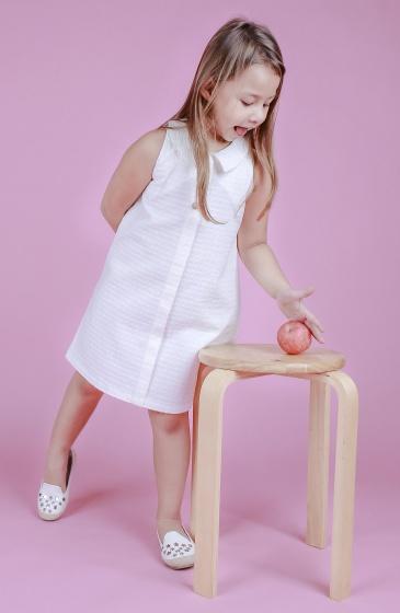 UKID75 - Đầm bé gái