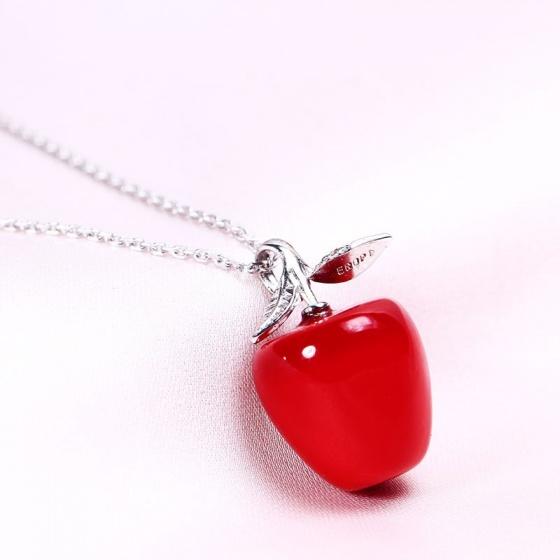 Dây chuyền bạc Apple - Eropi Jewelry