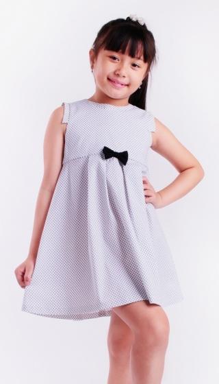 UKID65 -  Đầm bé gái
