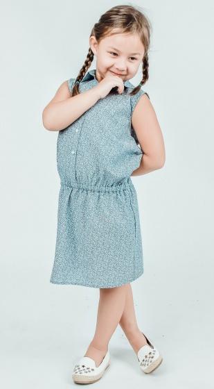 UKID71 - Đầm bé gái