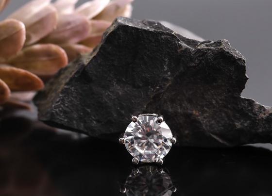Mặt dây chuyền bạc Homely - Eropi Jewelry