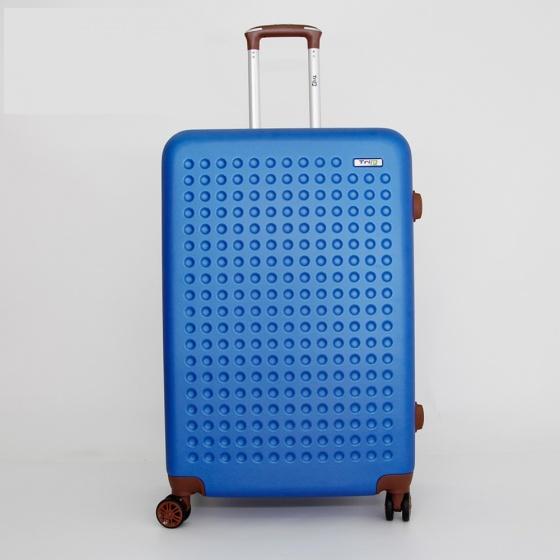 Bộ 3 vali kéo Trip P803A size 50cm + 60cm + 70cm xanh dương (tặng 3 gối cổ màu ngẫu nhiên)