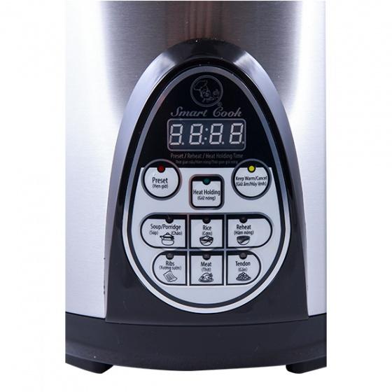 Nồi áp suất SMARTCOOK PCS-0238 - Sản phẩm Elmich chính hãng