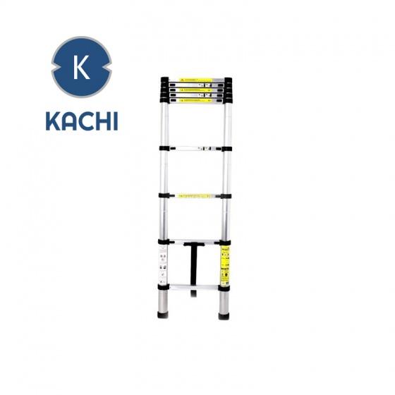 Thang nhôm rút gọn 3,8m Kachi + Tặng bộ 2 mỏ lết