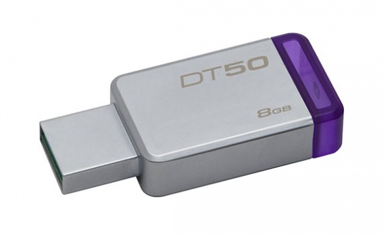 USB Kingston 8GB USB DT50_DT50/8GBFR