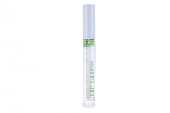 Lip gloss dầu dừa Milaganics 5ml
