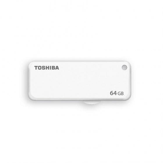 USB Toshiba Transmemory Yamabiko 2.0 64GB_ White