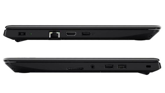 Máy tính xách tay Lenovo ThinkPad T470 - 20HEA004VA - Đen