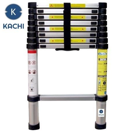 Thang rút gọn 2,9M Kachi (bạc)