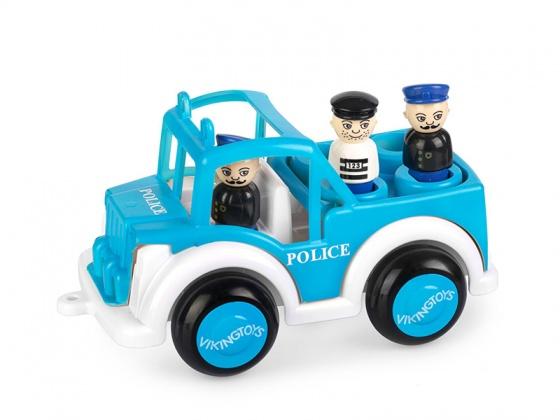 Đồ chơi Jumbo Police Jeep - VK1269