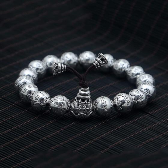 Lắc tay nam bạc Thái 925 cao cấp