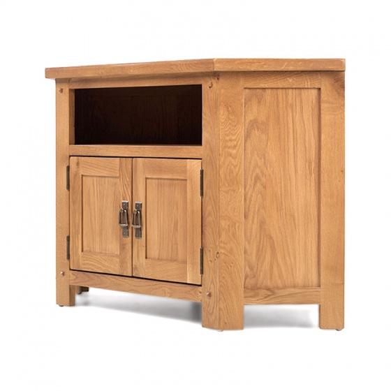 Tủ tivi góc IBIE Rustic gỗ sồi