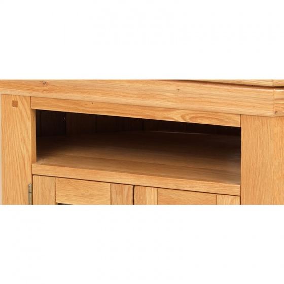 Tủ tivi góc IBIE Victoria gỗ sồi