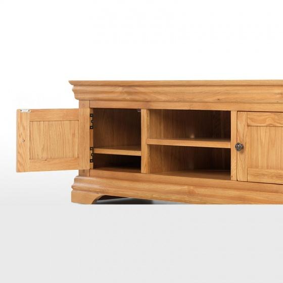 Tủ TV 2 cánh Victoria gỗ sồi - IBIE