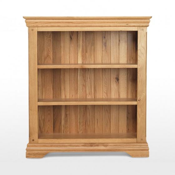Tủ sách 3 tầng Victoria gỗ sồi - IBIE