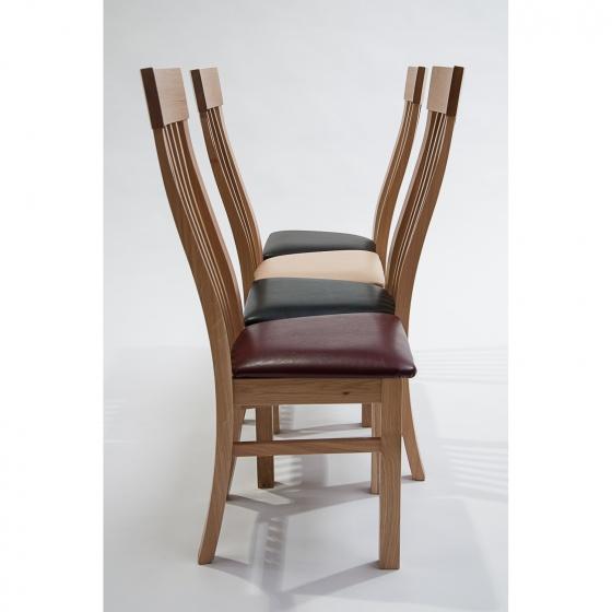 Ghế IBIE Sherwood gỗ sồi mặt nệm