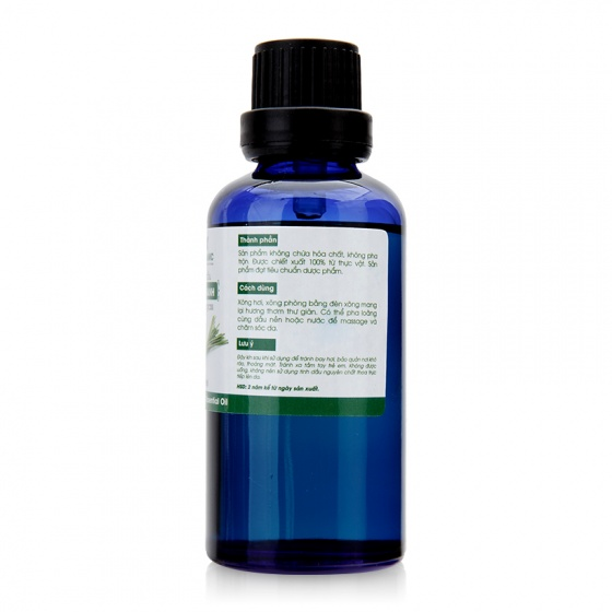 Tinh dầu sả chanh Lorganic hương thơm thiền tịnh LGN0019 (50ml)