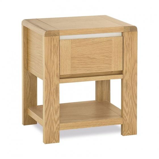 Tủ đầu giường Casa 1 ngăn gỗ sồi - IBIE