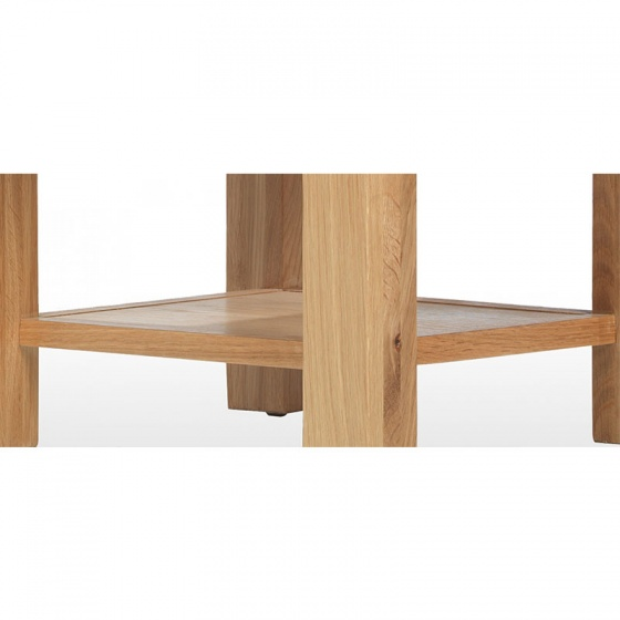 Tủ đầu giường Victoria 1 ngăn gỗ sồi - IBIE