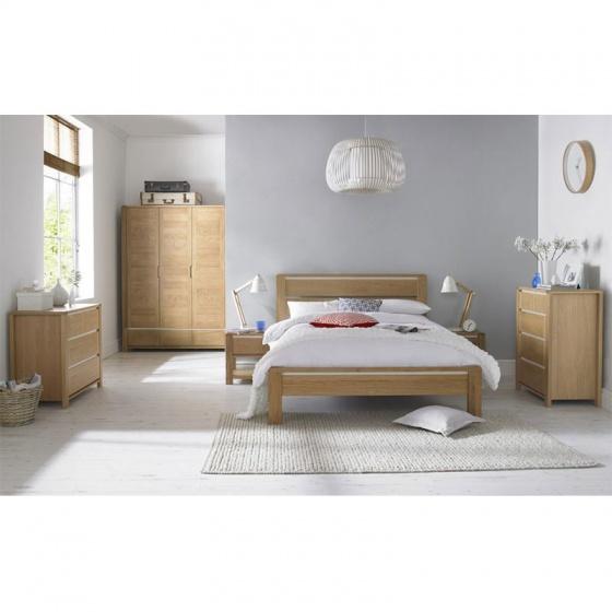 Tủ ngăn kéo 3+2 Casa gỗ sồi - IBIE