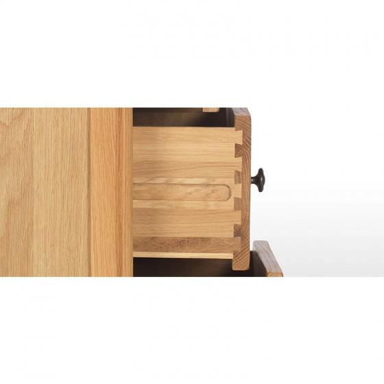 Tủ 5 ngăn kéo đứng IBIE Victoria gỗ sồi