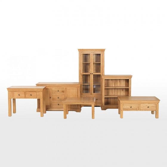 Tủ 6 ngăn kéo IBIE Victoria gỗ sồi