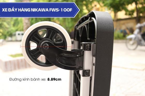 Xe đẩy hàng Nikawa FWS-100F