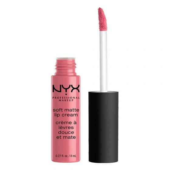 Son kem NYX soft matte lip cream SMLC11 Milan