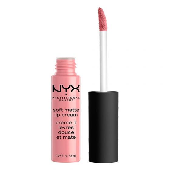 Son kem NYX Soft Matte Lip Cream Istanbul SMLC06