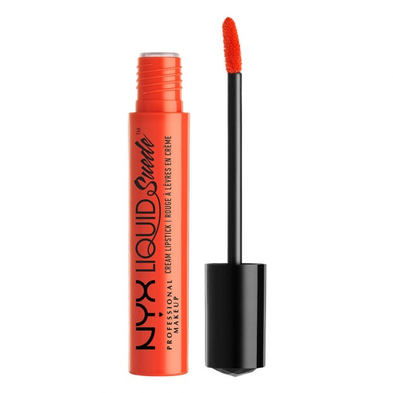 Son lì dạng kem NYX Professional Makeup Liquid Suede Cream Lipstick LSCL05 Orange Country