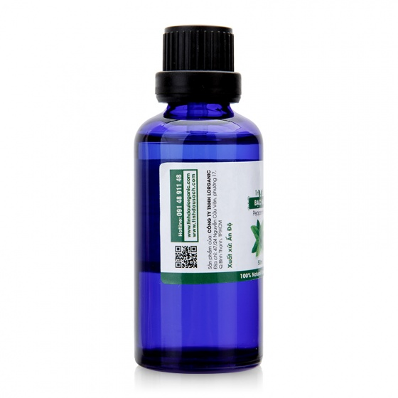 Tinh dầu bạc hà Lorganic 50ml