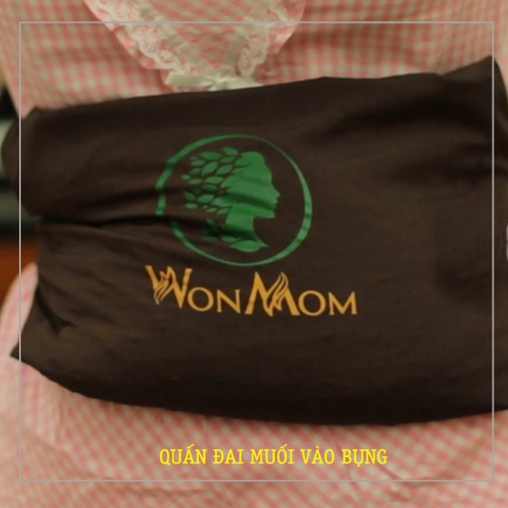 Đai quấn muối Wonmom