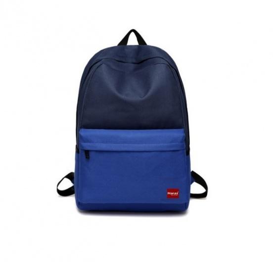 Ba lô thời trang Haras HR163 (Đen xanh)