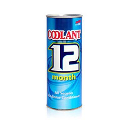 Dung dịch tản nhiệt Coolant 12 tháng