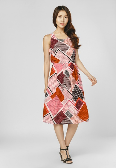 Đầm maxi phong cách - HK 548 - Hoàng Khanh