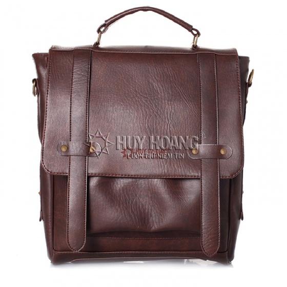 Balo thời trang Huy Hoàng màu nâu HV6156