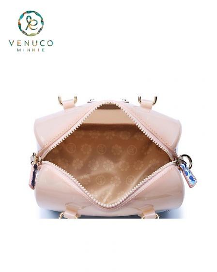 Túi trống dài xanh navy S160 Venuco Madrid