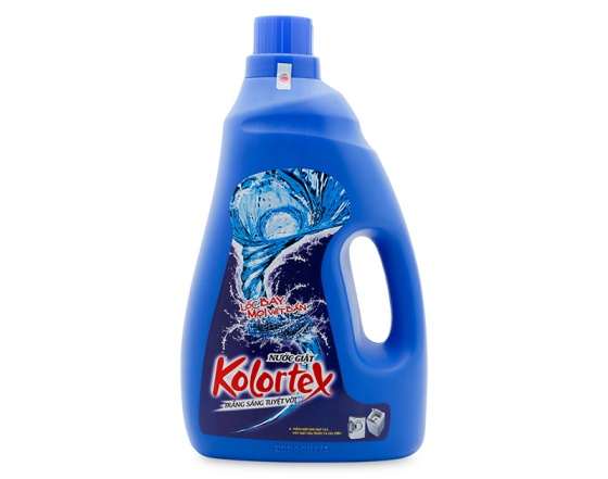 Nước giặt KOLORTEX® trắng sáng tuyệt vời (2.8L)