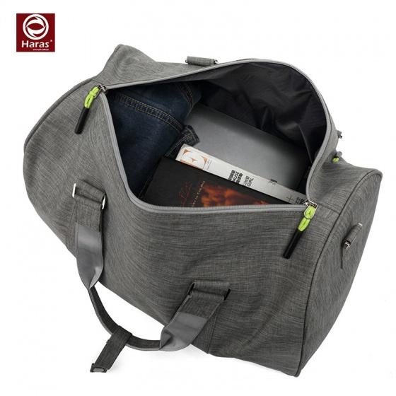 Túi xách du lịch tiện ích Haras HR186 (đen)