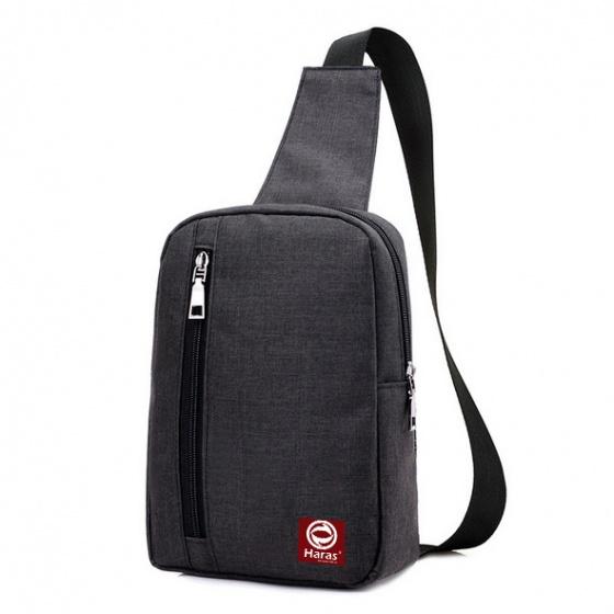 Túi đeo chéo hàn quốc thời trang Haras HRS147 (đen)