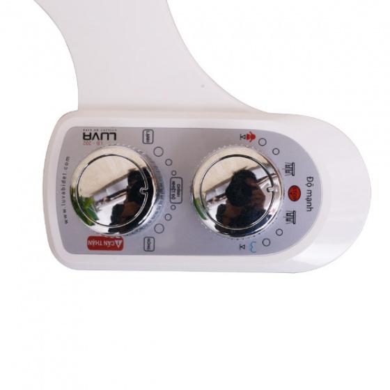 Vòi rửa vệ sinh thông minh Luva Bidet LB202 - (Có nóng lạnh) - có quà tặng kèm