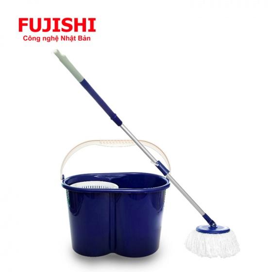 Bộ lau sàn 360 độ Fujishi Mop Smart 360