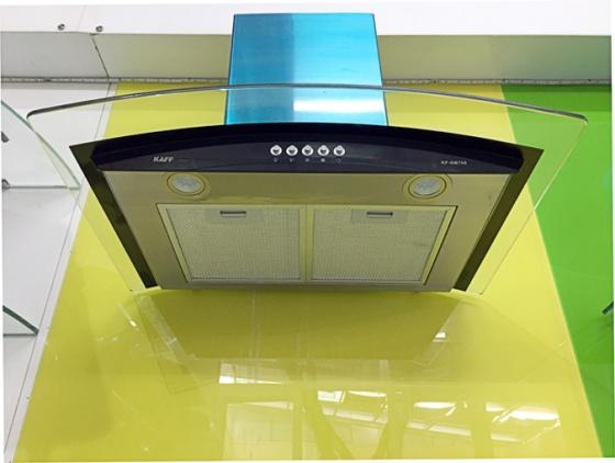 Máy hút mùi bếp 7 tấc kính cong KAFF KF-GB706