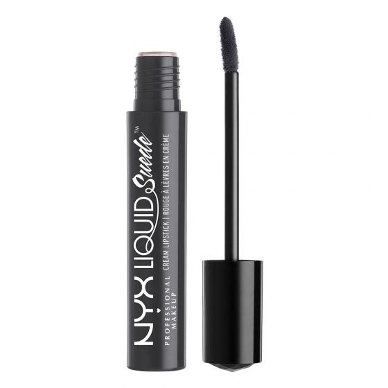 Son lì dạng kem NYX Professional Makeup Liquid Suede Cream Lipstick LSCL01 Stone Fox