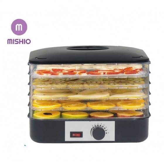 Máy sấy thực phẩm Mishio MK12 5 khay