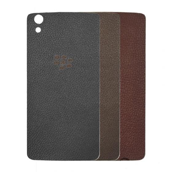 DTR -Dán lưng da Blackberry Dtek50 màu đen