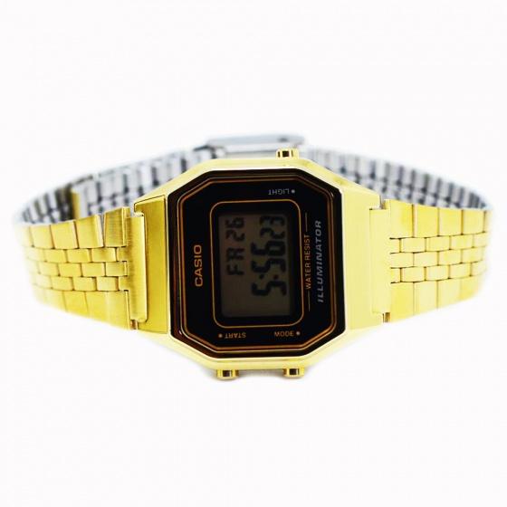 Đồng hồ nữ Casio LA680WGA-1DF Hàng nhập khẩu