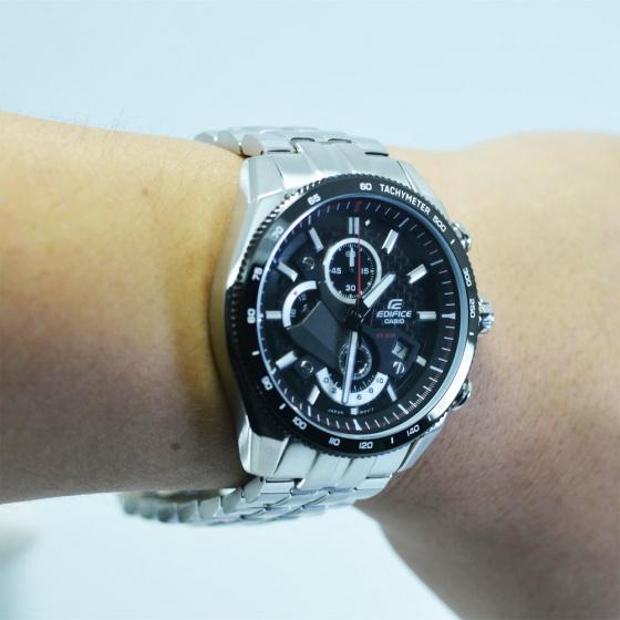 Đồng hồ nam Casio EFR-513SP-1AVEF hàng nhập khẩu