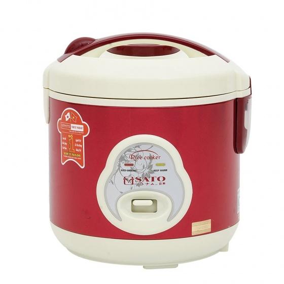 Nồi cơm điện SATO S10-32B 1.0L
